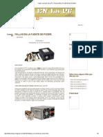 Fallas comunes de la fuente de poder.pdf