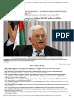 ARHIVA MITROHIN. Ce Nume de Cod Îi Dăduse KGB Lui Mahmoud Abbas