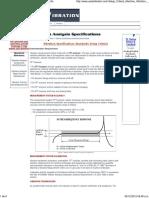 Setup Criteria for Machine Vibration Alarm Limits