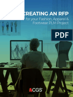CGS Product Lifecycle Management RFP Guide