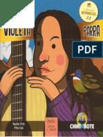 Violeta Parra - Antiprincesas