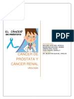 CA de Prostata y CA Renal 1