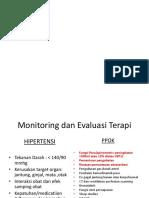 Monitor Dan Evaluasi