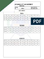 04-06-16 Jr.iit-iz-co-spark Jee-main Wtm-6 Key & Sols's f n