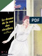 Maléfices - N°1 - Le Drame de la rue des Récollets