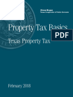 Texas Property Tax Basics