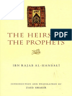 The Heirs Inheritors of the Prophets