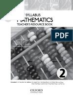 Teacher's Resource Book 2