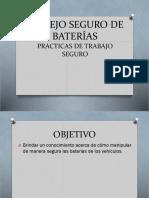 Seguridad en Baterías