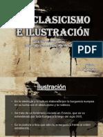 Ilustración y Neoclasicismo