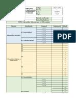 SGL-For-LVAD_V1 Lista de Verificacion Auditoria Diagnostico ISO17025-2017