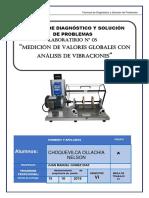 Medición de Valores Globales CHOQUEVILCA C-3 AAA