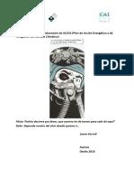 Acuerdo de París - Sumario Ejecutivo