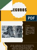 Seguros - Codigo Hammurabi