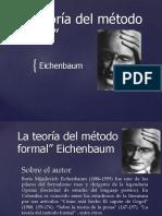 La Teoría Del Método Formal