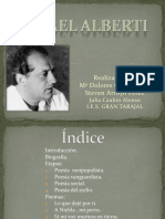 Rafael Alberti 4o B