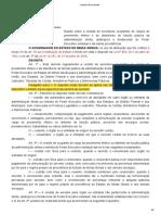 Decreto Nº 47.256-2017 - Convênio Cessão de Servidor