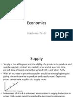 Economics Lecture 4