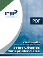 Compendio de Guia Basica Criterios Jurisprudenciales