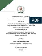 LAS DINÁMICAS GRUPALES Y SU INFLUENCIA EN EL INTERAPRENDIZAJE DE LOS ESTUDIANTES EN EL ÁREA DE LENGUA Y LITERATURA.pdf