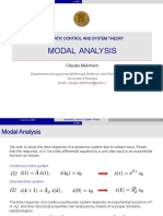 04 Modal Analysis
