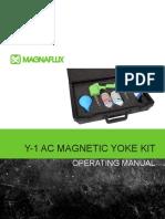 Y-1 Yoke Kit Manual
