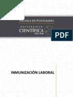Inmunización Laboral Curso 48 h v2.1