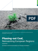 Phasing-out Coal. Reinventing European Regions Short
