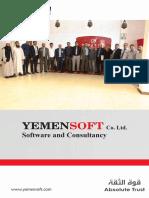 Section 4 YemenSoft Profile Arabic