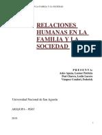 persona familia y sociedad