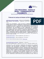 Banco Do Conhecimento de Jurisprudências - Alienação Fiduciária