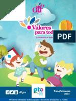 cuadernillo valores