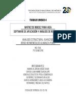 Software de Aplicación y Analisis de Resultado