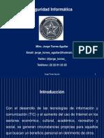 1.- Concepto de Seguridad Informatica
