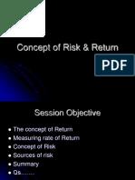 Risk and return basics