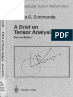 A Brief on Tensor Analysis.pdf