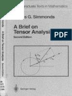 A Brief on Tensor Analysis.pdf