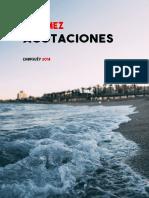 Acotaciones by Gomez 10