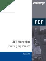 JET 1 Treating Equipment