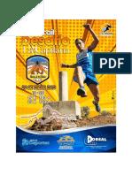 Reglamento Trail Desafio La Capitana 2019_2