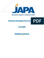 Jhoanna Dominga Ferreras Matos - Int. a La Ciencia de La Educacion - Tarea VI