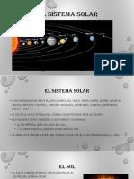 El Sistema Solar 2018