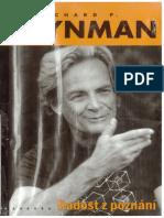 Richard P. Feynman - Radost z poznání