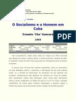 O Socialismo e o Homem Em Cuba (1965)