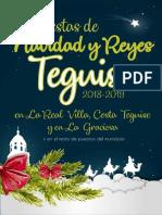 PROGRAMA NAVIDAD (Teguise, Costa Teguise y La Graciosa 2018-9)