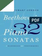 32 Piano Sonata