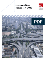 La Circulation Routiere en Idf en 2010