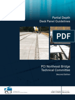 PCINE Spec Sec-Precast Partial Depth Panel Guidelines 2nd Ed