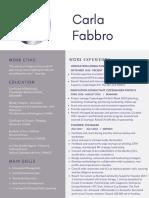 CV Carla Fabbro-maersk