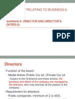 Seminar 6_directors Duty of Care